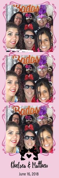 Chelsea and Matthew's Wedding June 16, 2018