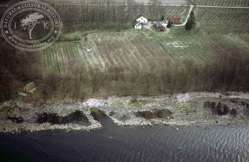 Kivik, Ängakåsen, north of (1986). | LH.0095