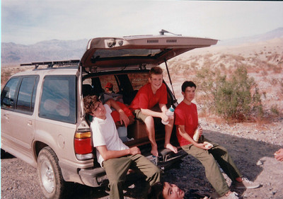 1999 - Death Valley Outing