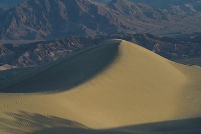 Death Valley dead landscapes - 2007 winter