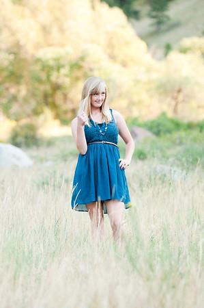 Hannah - Senior Portraits - PROOFS