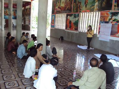 Annual report fy11 - Cambodia