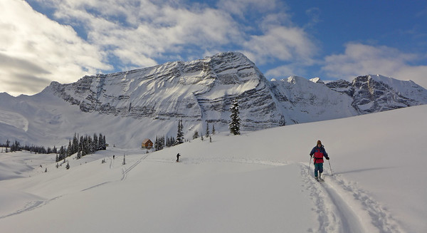 Campbell Icefield February 2016