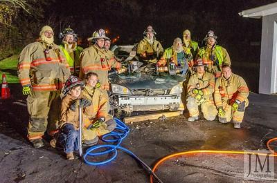 11-07-19 Conesville FD Extrication Training