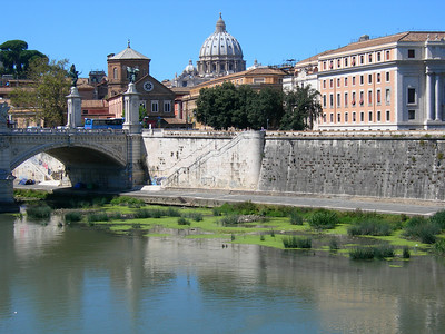 5 Vatican City:The Eye of the Needle