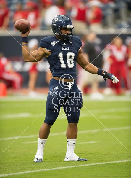 2012-09-29 Football NCAA UH v Rice @ Reliant