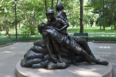 DC, Washington - Vietnam Womens's Memorial, 2018