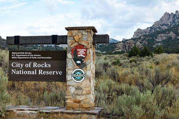 Castle Rock S.P. & City of Rocks N.R.
