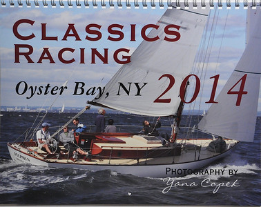 ON SALE!!! CALENDAR-2014 Classics Racing in Oyster Bay