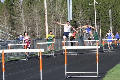 Manton Invite Boys 300 Hurdles