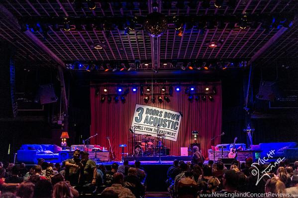 3 Doors Down at Hampton Beach Casino Ballroom - NH