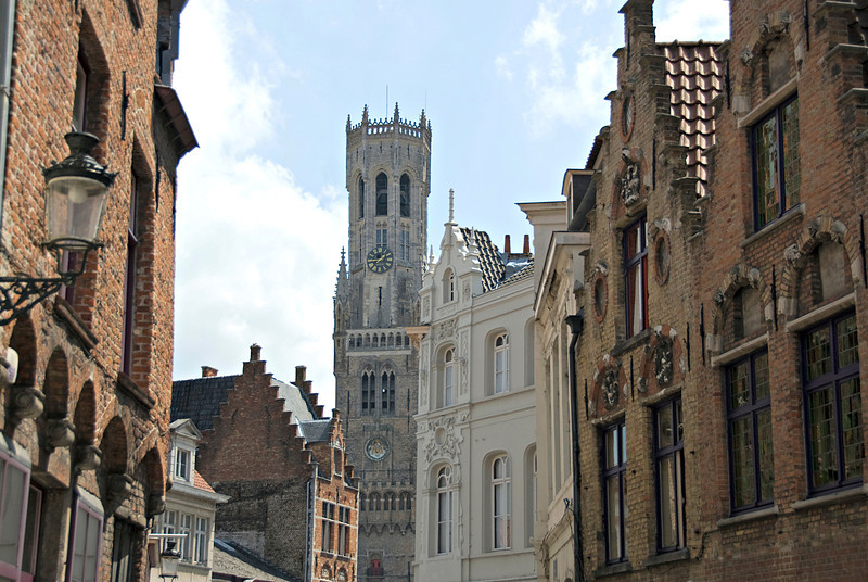 The Belfry of Burges - Burges, Belgium