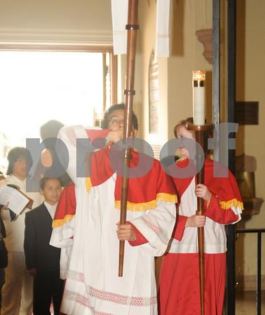 Roman and Montserrat 1st Holy Communion