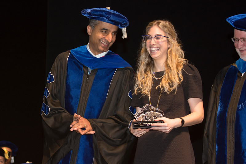Biomedical Sciences Graduation Ceremony, Class of 2019