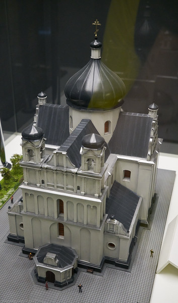 Могилевская Николаевская церковь г.Могилев