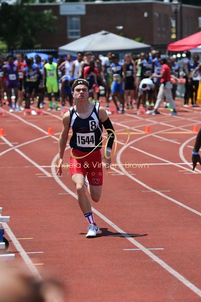 2017 AAU DistQual: 15-16 Boys 100m
