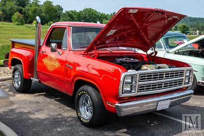 07-24-21 The Oaks Car Show