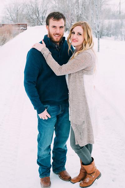 Amanda and Denton Engagements