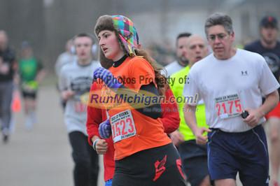 5K at Turnaround - 2012 Rock CF Half Marathon and 5K
