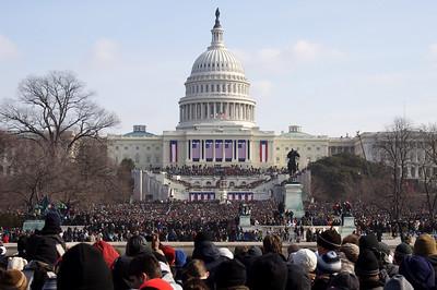 <b>Washington, D.C.</b><br><font size=1> Inauguration 2009</font>