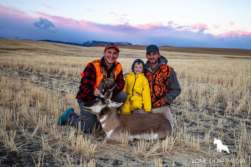 2020 Montana Antelope