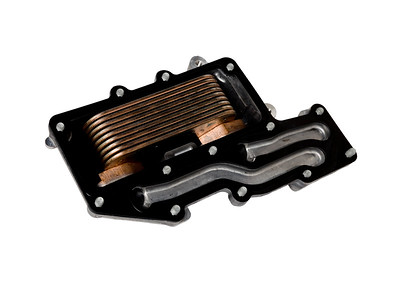 PERKINS 1100 SERIES ENGINE OIL COOLER