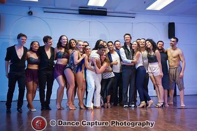 Social Dancing & Presentation