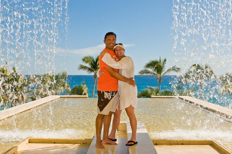Fred & Ashley's Cabo Wedding
