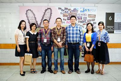 20151119 福建省高校教師培訓班參訪