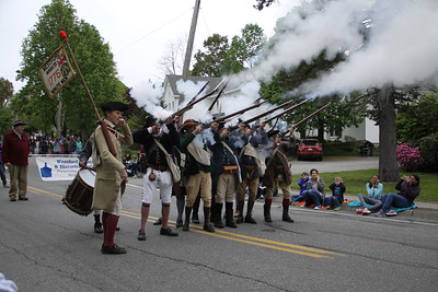 05-13-17 Apple Blossom Parade Westford