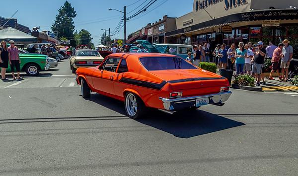 Set six, Tom Stewart Memorial Classic Car Parade 2019