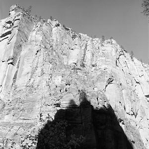 Zion National Park, Carmel Valley, Santa Cruz.