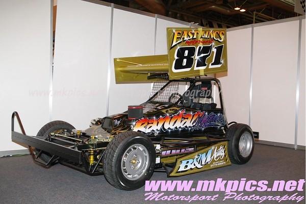 Oval Racing Show, Autosport International 14 & 15 Jan 2012