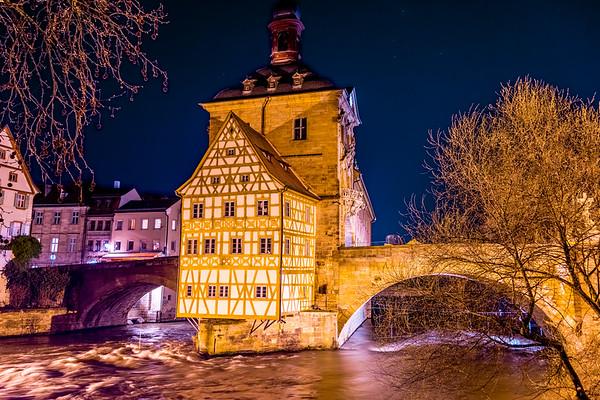 Town Hall, Bamberg, Germany