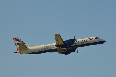 London City Airport August 2014