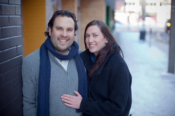 Joy & Darren