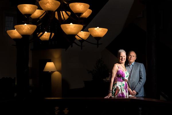 Martha and Jeff   El Tovar, Grand Canyon Wedding