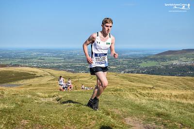 British and Irish Junior Mountain Championships - Moel Eilio Ascent