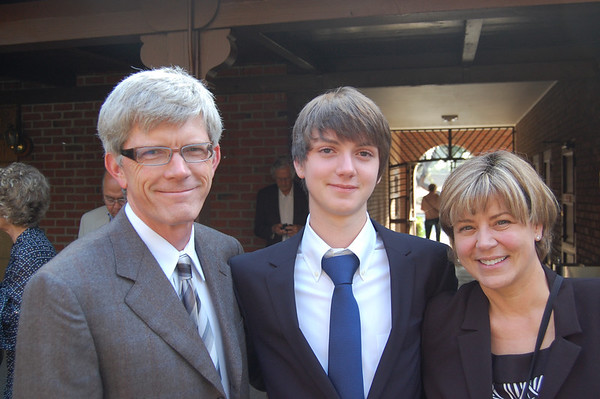 Nick - Middle School Graduation