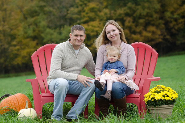 Burkhart Family 2018