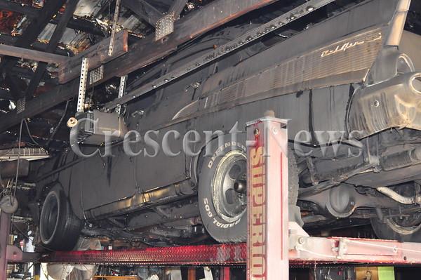 02-21-16 NEWS Fire on Spencerville Road