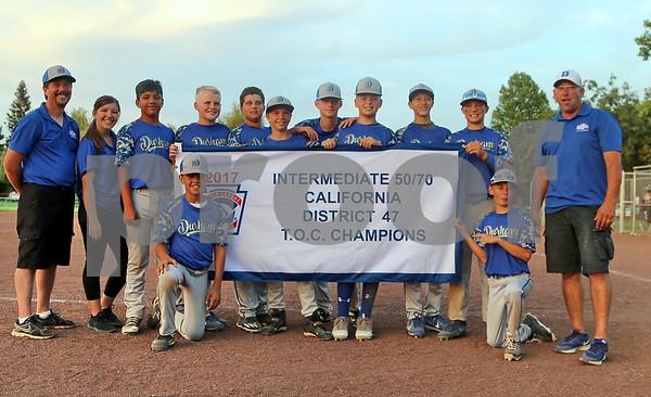 Durham Little League (Baseball)