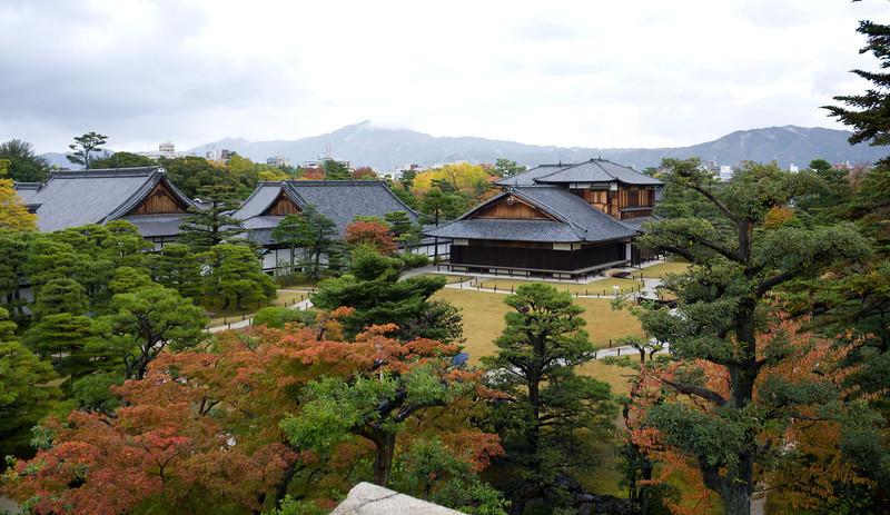 Nijojo, Kyoto