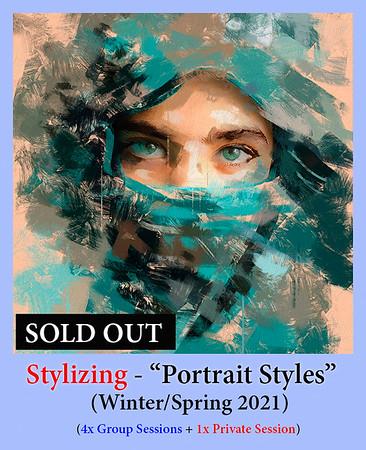 StylizingPortraitStyles