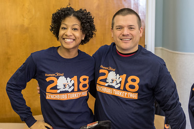 2018 Lynchburg Turkey Trot