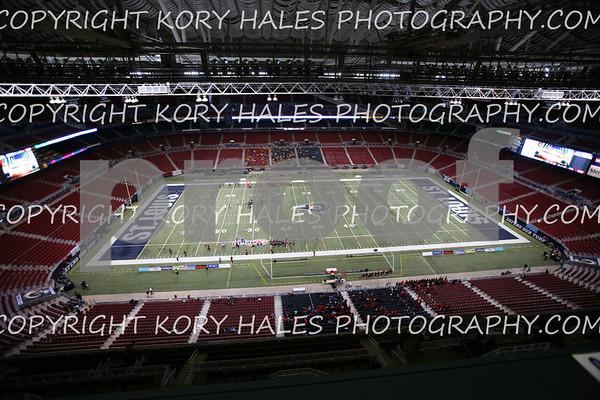 Varsity-Oak Grove vs John Burroughs 11-28-14 Camera 3 of 3 Class 3 State Final