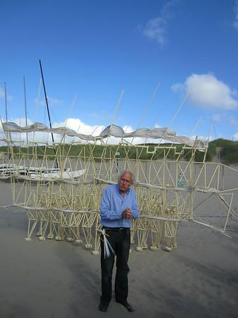 Strandbeesten, Theo Jansen 2013