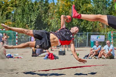NL Beach Handbal 2018 Dag 2