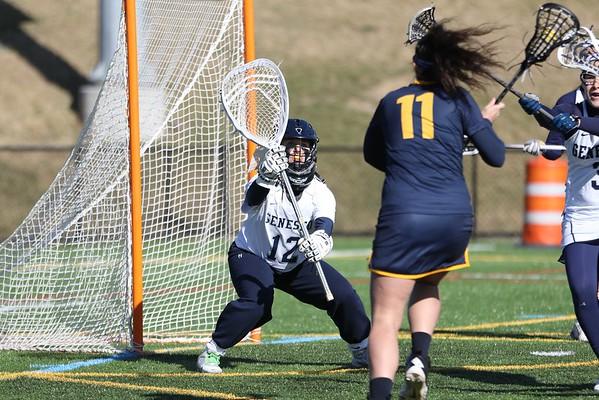 Women's Lacrosse vs. University of Rochester