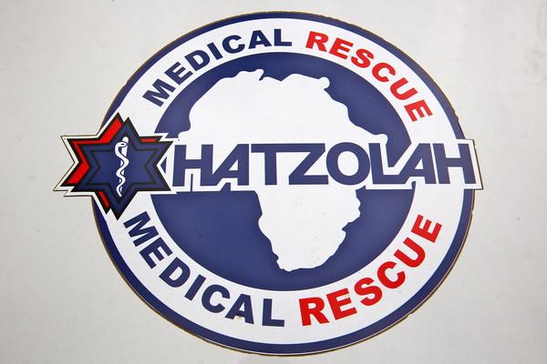 SOUTH AFRICA, Gauteng, Johannesburg, Fairmount. Hatzolah (emergency medical services) (8.2013)